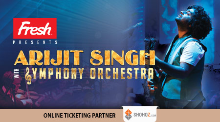 Arijit Singh With Symphony Orchestra 2016