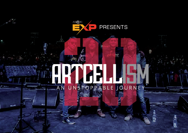Asiatic EXP presents 20 years of Artcellism