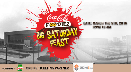 Coca-Cola Foodiez Big Saturday Feast-2016