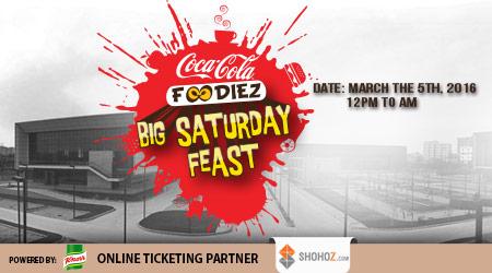 Coca-Cola Foodiez Big Saturday Feast-2016