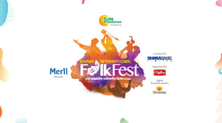 Dhaka International FolkFest 2019