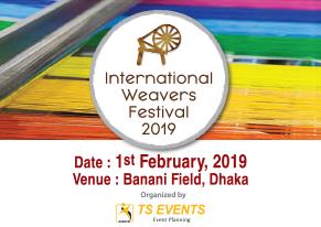International Weavers Festival 2019