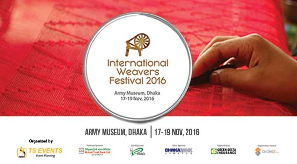 International Weavers Festival 2016