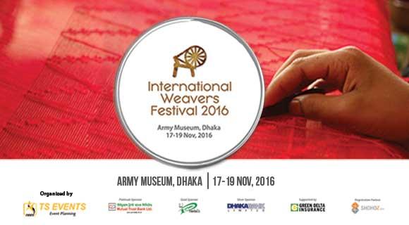 International Weavers Festival 2016