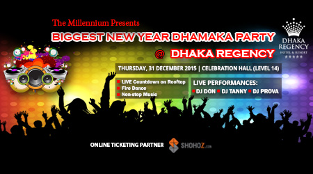 Biggest New Year Dhamaka Party