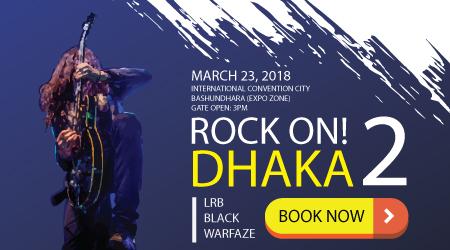 Rock On Dhaka 2