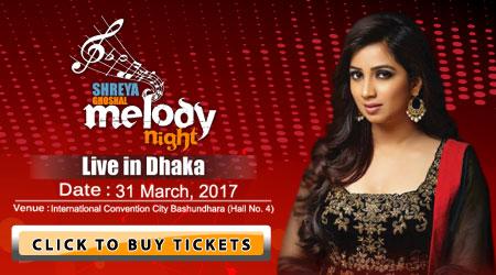 Shreya Ghoshal Melody Night