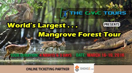 Sundarbans - Mangrove Forest Tour