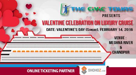 Valentine Celebration on Luxury Cruise